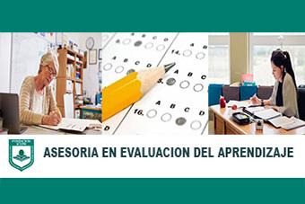 Asesoría en Evaluación del aprendizaje