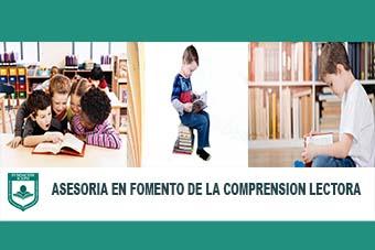 Asesoría en Fomento de la Comprensión Lectora