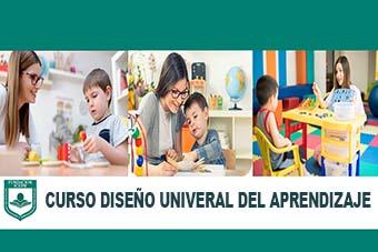 Curso DUA Diseño Universal del Aprendizaje