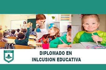 Diplomado en inclusión educativa
