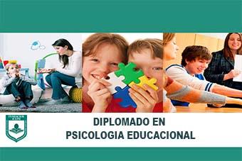 Diplomado en psicología educacional