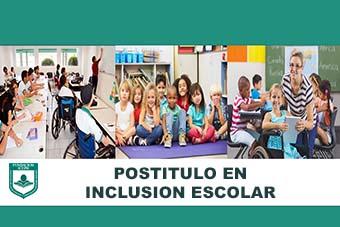 Postítulo Inclusión educativa