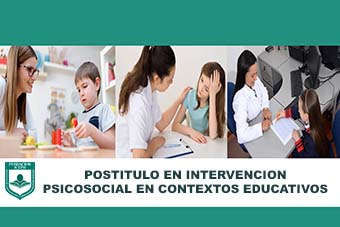 Postítulo Intervención Psicosocial contexto educativo